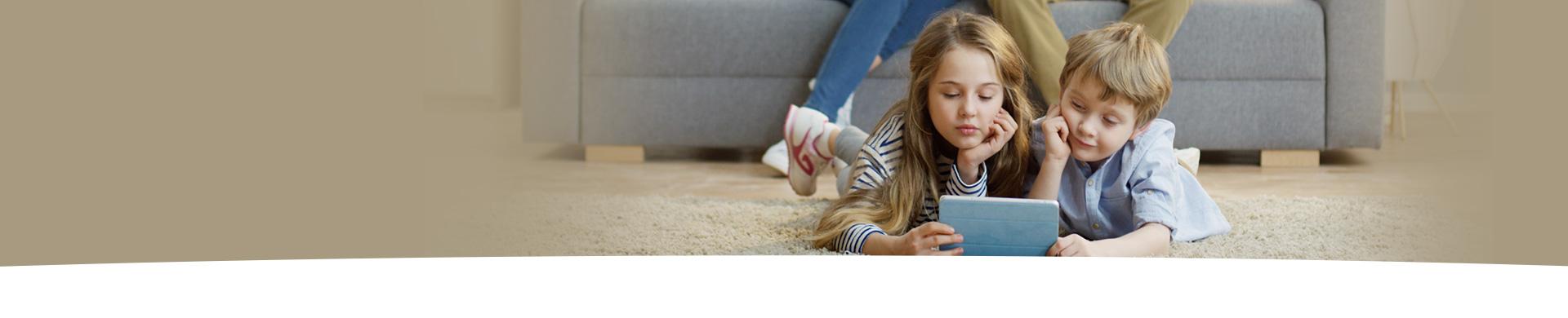 Turkcell Fiber'le Çocuklarımız Güvende Çocuklara özel güvenli uygulamalar, aile kontrol özellikli tablet hediyesi Turkcell Fiber'de sizi bekliyor.