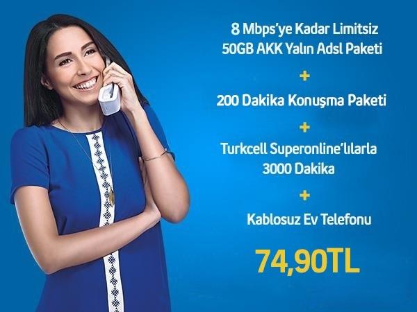 Konuşturan Yalın ADSL