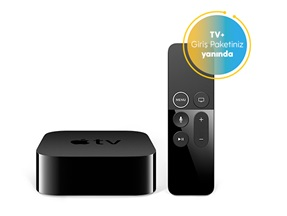 Apple TV 4K 32GB Kampanyası