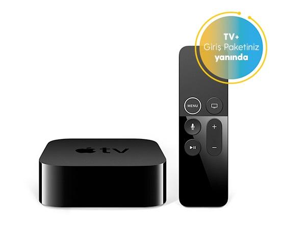 Apple TV 4K 32GB Kampanyası