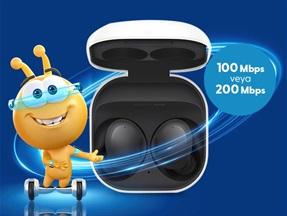 Samsung Galaxy Buds 2 ile Hız Şenliği Kampanyası