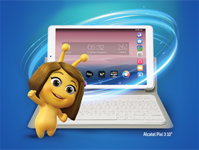 Alcatel Pixi 3 10'' Kampanyası