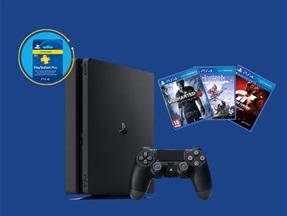 Taksitli Sony PlayStation 4 500 GB Avantajlı Paket Kampanyası