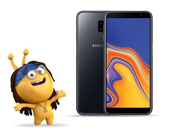 Samsung Galaxy J6+ Kampanyası