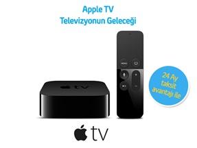 Taksitli Apple TV Kampanyası