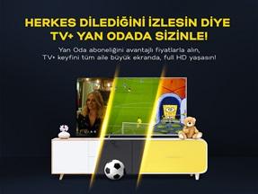 TV+ Yan Oda Kampanyası