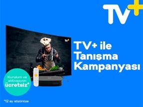 TV+ ile Tanışma Kampanyası
