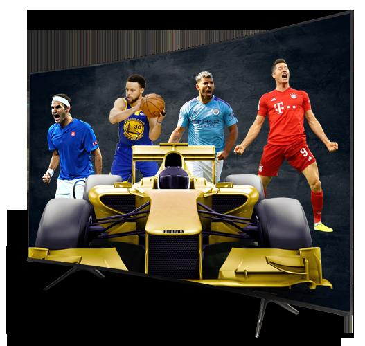 İngiltere Premier Ligi, NBA TV ve platformumuzdaki tüm kanallar sizi Full Cep Paketi'nde bekliyor.