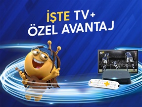 İşte TV+ Özel Avantaj Kampanyası